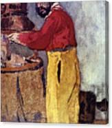 Henri De Toulouse-lautrec Canvas Print