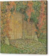 Henri Le Sidaner Canvas Print