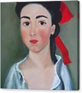 Henrietta Canvas Print