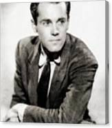 Henry Fonda, Hollywood Legend Canvas Print
