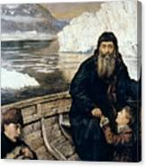 Henry Hudson And Son Canvas Print