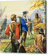 Henry Hudson Canvas Print