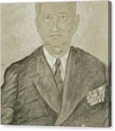 Henry K. Hewitt Canvas Print