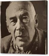 Henry Miller 1 Canvas Print