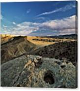 Henry Mountain Wsa Canvas Print