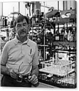 Henry Taube, Canadian-american Chemist Canvas Print