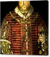 King Henry Viii Canvas Print