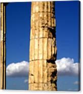 Hera Temple - Selinunte - Sicily Canvas Print