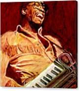 Herbie Hancock Rockit Canvas Print
