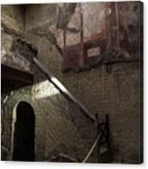 Herculaneum House Wall Art - Murals Mosaics And Arches Canvas Print