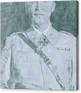 Herman Goring Canvas Print