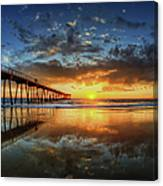 Hermosa Beach Canvas Print