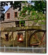 Herr's Grist Mill Canvas Print