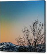 Hevenly Wash Canvas Print