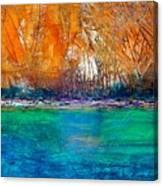 Hiawassee Canvas Print
