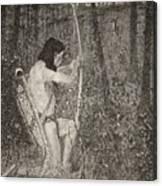 Hiawatha Canvas Print