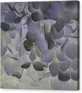 Hibiscus Translucent Canvas Print