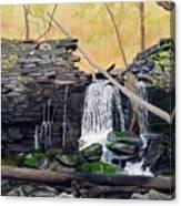 Hidden Sanctuary Canvas Print