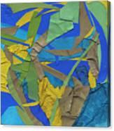 Hidden Island Canvas Print