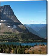 Hidden Lake - Glacier National Park Canvas Print