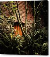 Hidden Passage Canvas Print