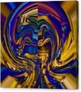 Hidden Recesses Of The Mind Canvas Print