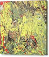Hidden Shapes Canvas Print