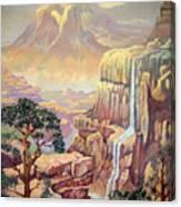 Hidden Southwest Geology  Canvas Print