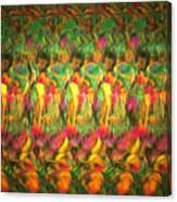 Hidden Squirrel - Pa Canvas Print