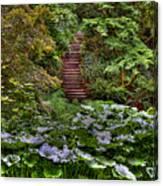 Hidden Stairs Canvas Print