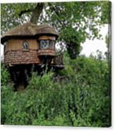 Hidden Treehouse Canvas Print
