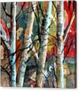 Hide And Go Seek Canvas Print