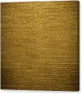 Hieroglyph Vi Canvas Print