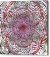 Hieroglyphica Canvas Print