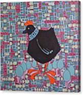 Higgeldy Piggeldy Canvas Print