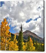 High Country Fall Canvas Print