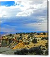 High Desert Ridge Canvas Print