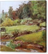 High Hampton Inn Canvas Print