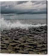 High Low Tide Canvas Print