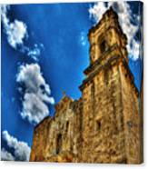 High Noon At The Bell Tower Canvas Print