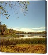 High Point Autumn Scenic Canvas Print
