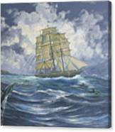 High Seas Adventure Canvas Print