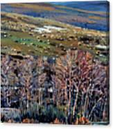 High Sierra Canvas Print
