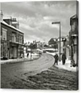 High Street - Lye - 1960's    Ref-58 Canvas Print