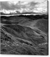 High Street Path, Lake District National Park, Cumbria Canvas Print