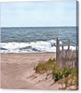 High Tides 2 Canvas Print