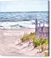High Tides Canvas Print