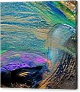 High Wave Canvas Print