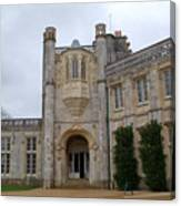 Highcliffe Castle Dorset Canvas Print