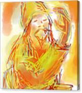 Higher Power Canvas Print